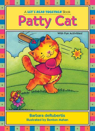 Patty Cat by Barbara deRubertis