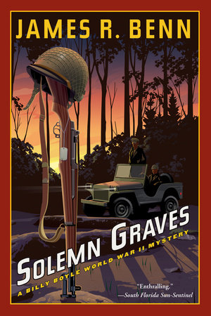 Solemn Graves by James R. Benn