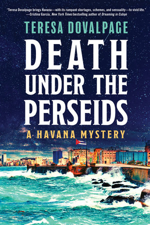 Death under the Perseids by Teresa Dovalpage