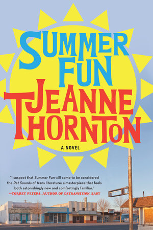 Summer Fun by Jeanne Thornton