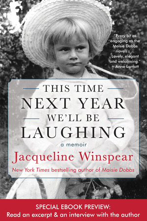 This Time Next Year We'll Be Laughing Sample by Jacqueline Winspear