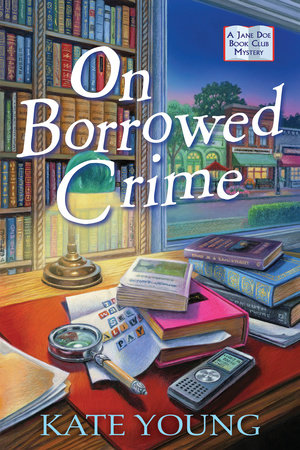 On Borrowed Crime by Kate Young