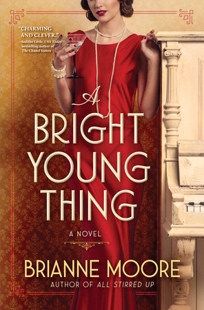 A Bright Young Thing by Brianne Moore