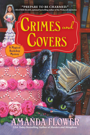 Crimes and Covers by Amanda Flower