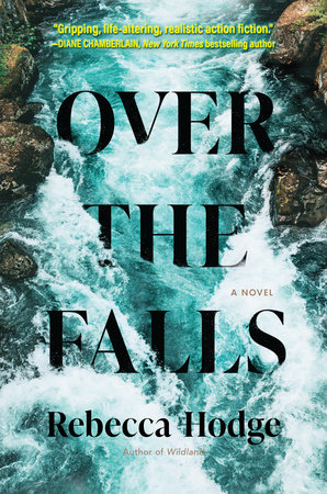 Over the Falls by Rebecca Hodge