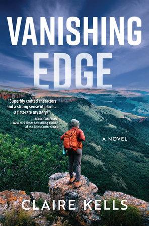 Vanishing Edge by Claire Kells