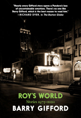 Roy's World by Barry Gifford