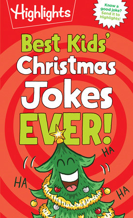 Best Kids' Christmas Jokes Ever! by