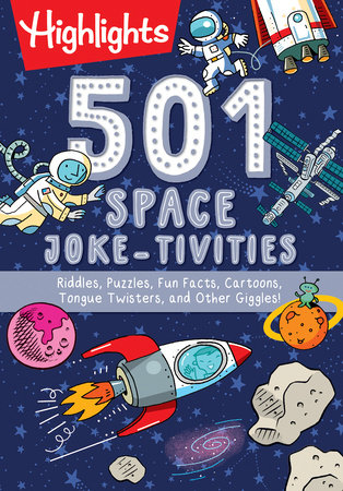 501 Space Joke-tivities