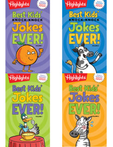 Highlights Joke Books Pack