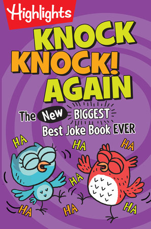 Knock, Knock! Again by