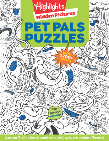 Pet Pals Puzzles by