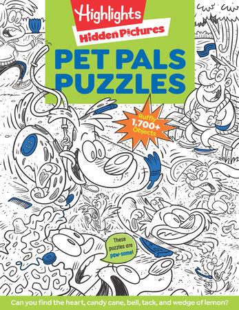 Pet Pals Puzzles
