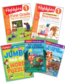 First Grade Learning Fun Bundle