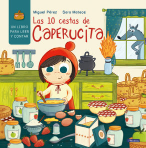 Las 10 cestas de Caperucita / Little Red Riding Hood's 10 Baskets