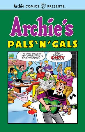 Archie's Pals 'n' Gals by Archie Superstars