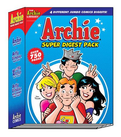 Archie Super Digest Pack by Archie Superstars