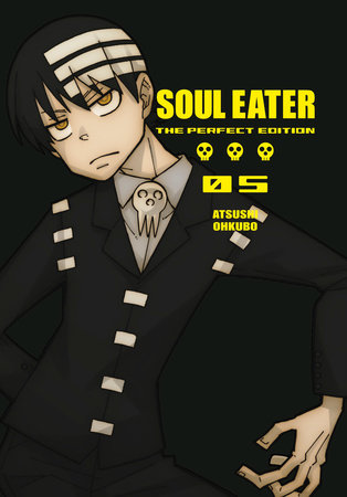 Soul Eater: The Perfect Edition 05 by Atsushi Ohkubo
