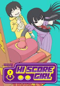 Hi Score Girl 07