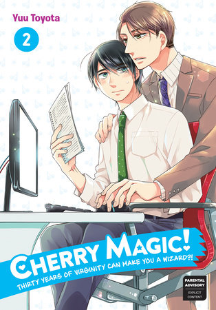 Cherry Magic! Thirty Years of Virginity Can Make You a Wizard?! 02 by Yuu Toyota