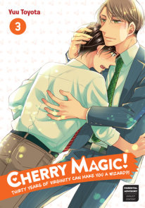 Cherry Magic! Thirty Years of Virginity Can Make You a Wizard?! 03