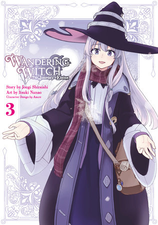 Wandering Witch (Manga) 03 by Jougi Shiraishi and Itsuki Nanao