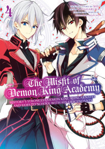 The Misfit of Demon King Academy 04