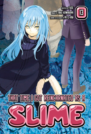 That Time I Got Reincarnated as a Slime 13 by Fuse