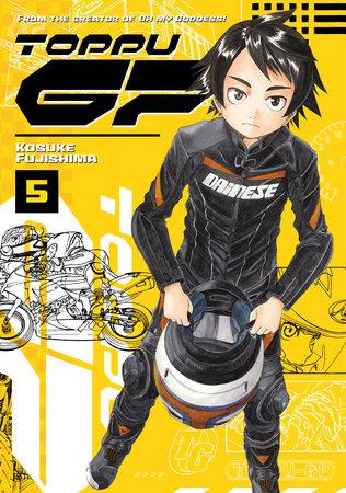 Toppu GP 5 by Kosuke Fujishima