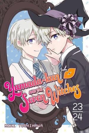 Yamada-kun and the Seven Witches 23-24 by Miki Yoshikawa