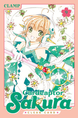Cardcaptor Sakura: Clear Card 9 by CLAMP