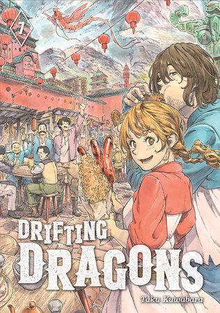 Drifting Dragons 7 by Taku Kuwabara