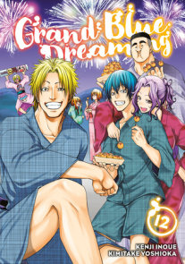 Grand Blue Dreaming 12