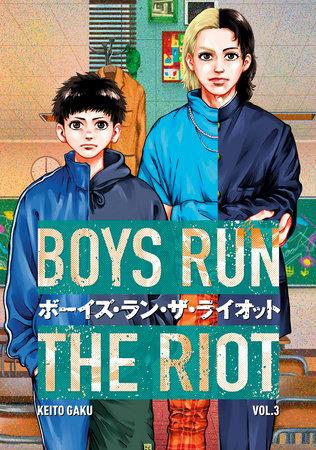 Boys Run the Riot 3 by Keito Gaku