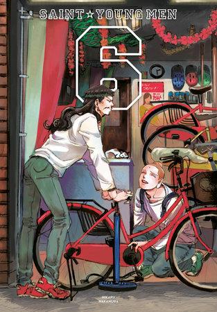 Saint Young Men Omnibus 6 (Vol. 11-12) by Hikaru Nakamura