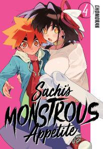 Sachi's Monstrous Appetite 4