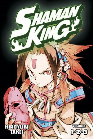 Shaman King Omnibus 1 (Vol. 1-3) by Hiroyuki Takei