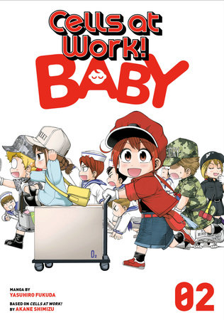 Cells at Work! Baby 2