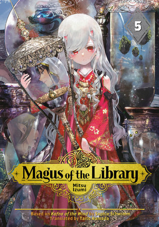 Magus of the Library 5 by Mitsu Izumi