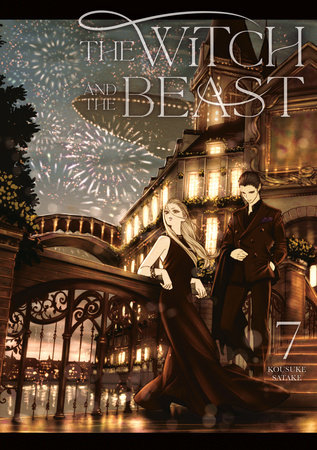 The Witch and the Beast 7 by Kousuke Satake