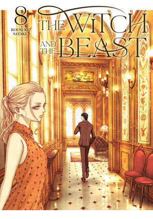 The Witch and the Beast 8