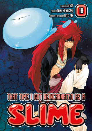 That Time I Got Reincarnated as a Slime 18 by Fuse