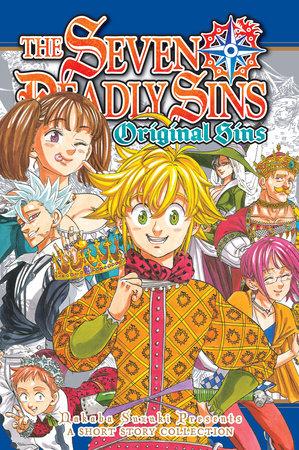 The Seven Deadly Sins: Original Sins Short Story Collection by Nakaba Suzuki