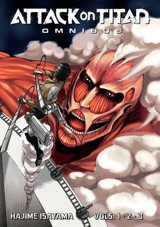 Attack on Titan Omnibus 1 (Vol. 1-3) by Hajime Isayama
