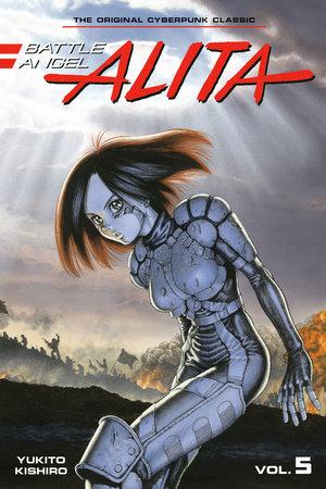 Battle Angel Alita 5 (Paperback)