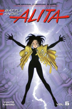 Battle Angel Alita 6 (Paperback)