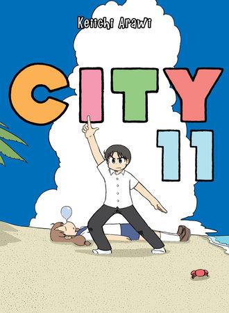 CITY, volume 11 by Keiichi Arawi