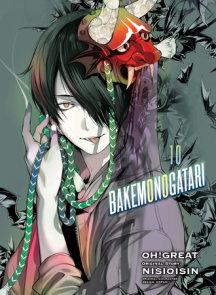 BAKEMONOGATARI (manga), volume 10