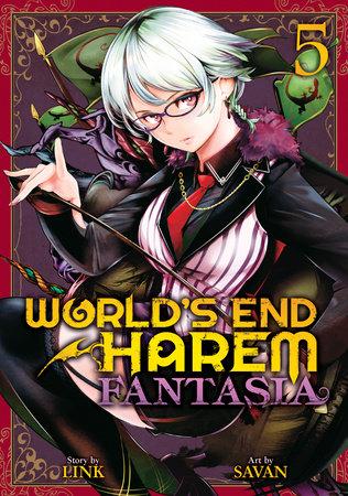 World's End Harem: Fantasia Vol. 5