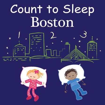 Count to Sleep Boston by Adam Gamble and Mark Jasper
